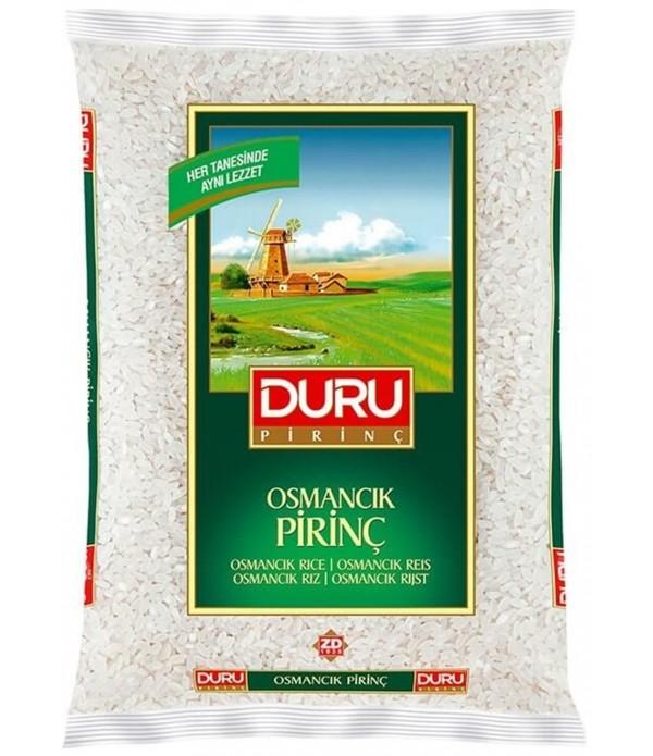 Duru Osmancık Pirinç 2.5 Kg