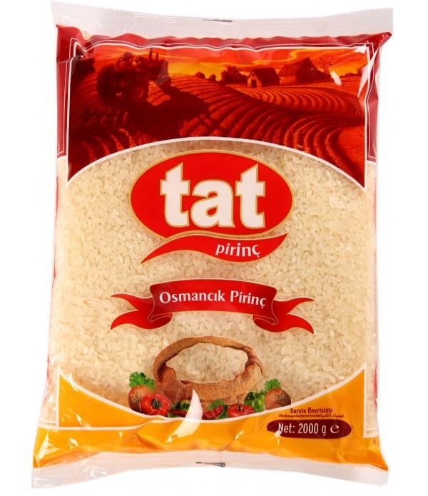Tat Osmancık Pirinç 2 Kg