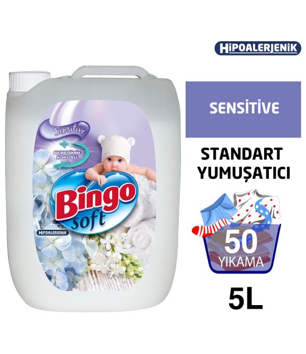 Bingo Soft Sensitive 5 Lt