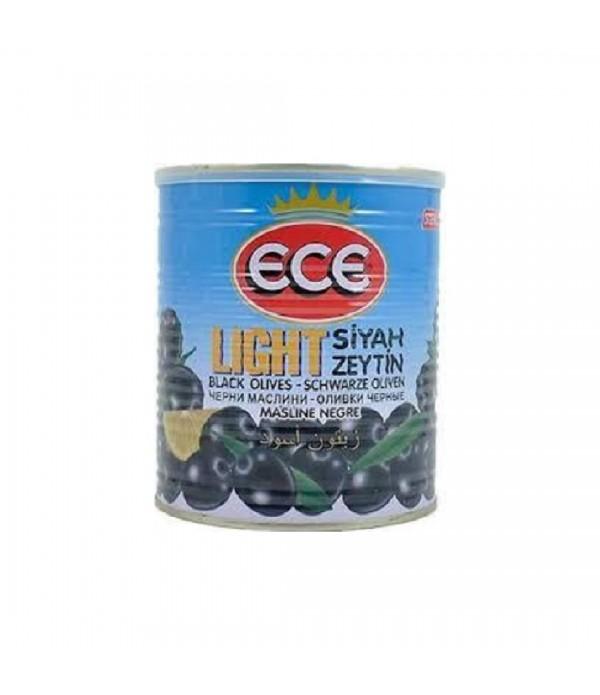 Ece Light Siyah Zeytin 780 G