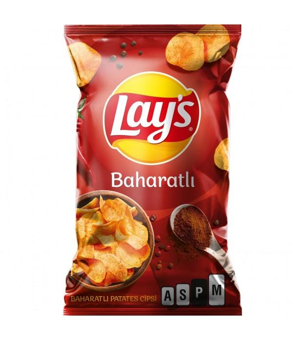 Lay's Baharat Patates Cipsi Parti Boy 150 gr