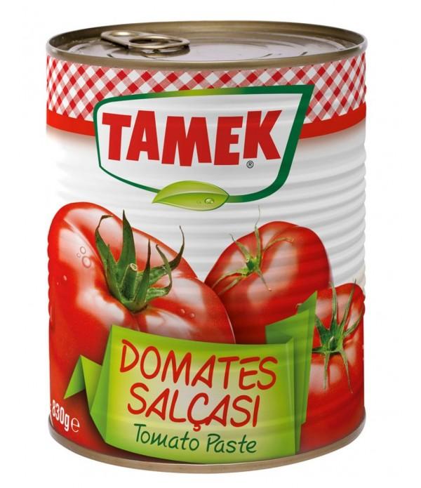 Tamek Domates Salçası 830 Gr