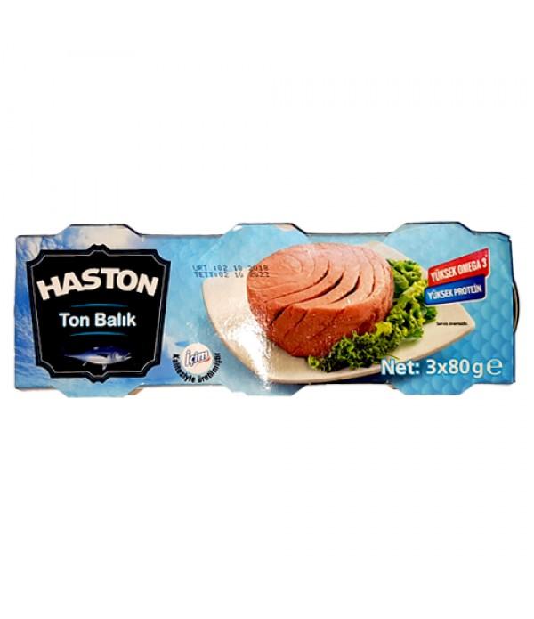 İçim Haston Ton Balık 3 X 80 Gr