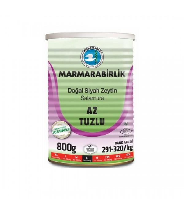 Marmarabirlik Az Tuzlu Zeytin 800 gr