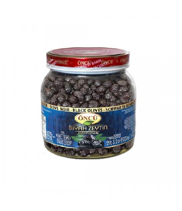 Öncü siyah zeytin M-S 261-320 1 kg