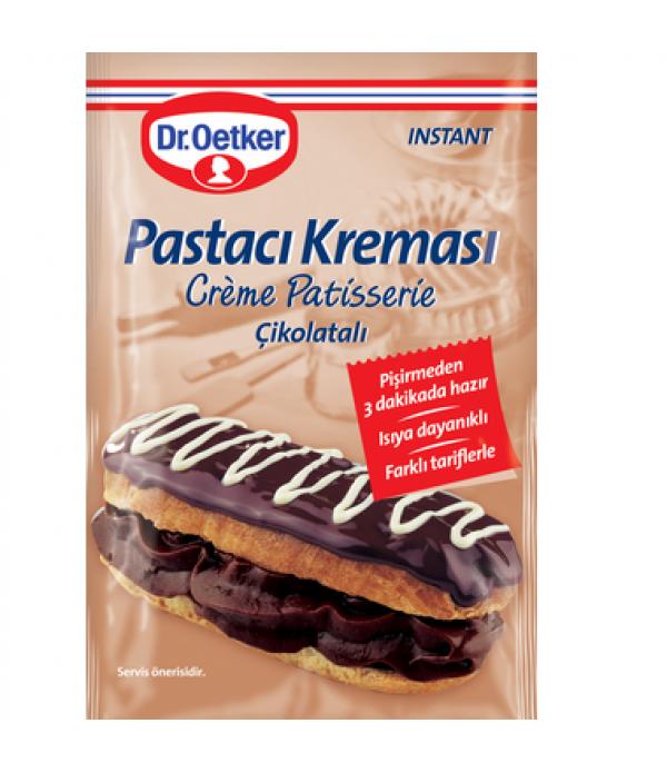 Dr. Oetker Pastacı Kreması Instant Çikolatalı ...