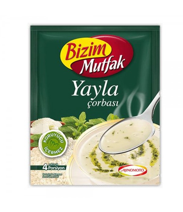 Bizim Yayla Çorbası 80 gr