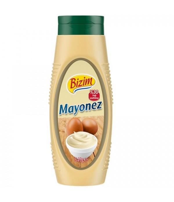 Bizim Mayonez 540 Gr