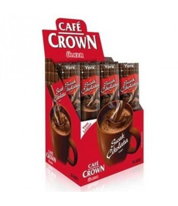 Cafe Crown Sicak Çikolata 24'lü