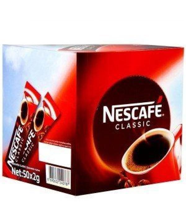 Nescafe Classic 2 gr 24'Lü Pak. 48 Gr