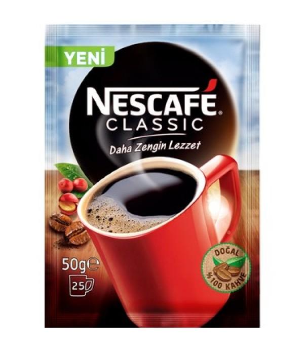 Nescafe Classic Eko Paket 50 gr