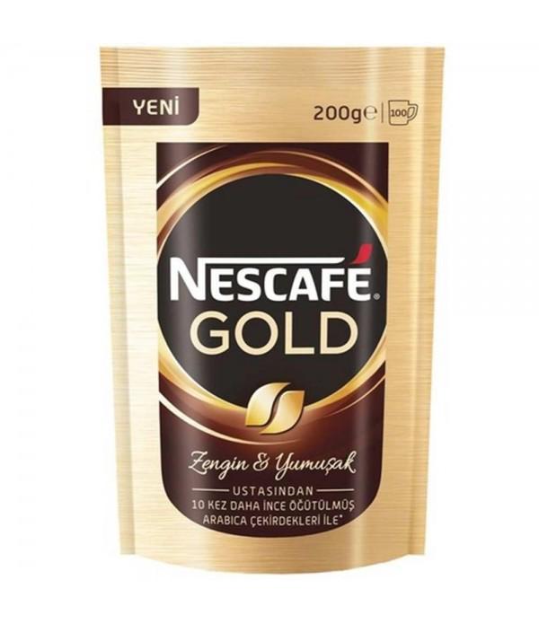 Nescafe Gold Ekonomik Paket 200 Gr