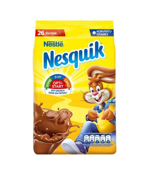 Nesquik Çikolatalı Toz Içecek 375 gr
