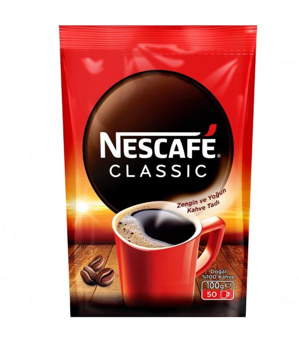 Nescafe Classic Ekonomik Paket 100 Gr