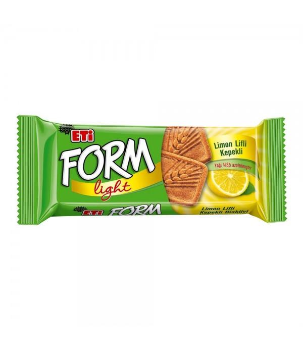 Eti Form Limon Lifli Kepekli Bisküvi 50 G