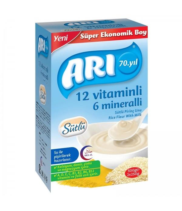 Arı Sütlü Pirinç Unu 250 Gr