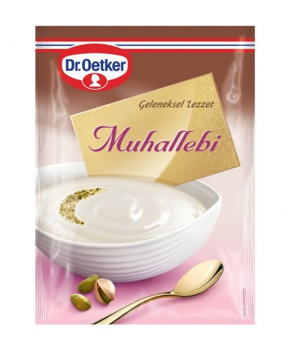 Dr. Oetker Muhallebi 210 Gr