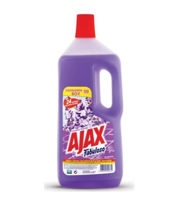 Ajax Fabuloso Yüzey Temizleyici Lavanta 2 lt