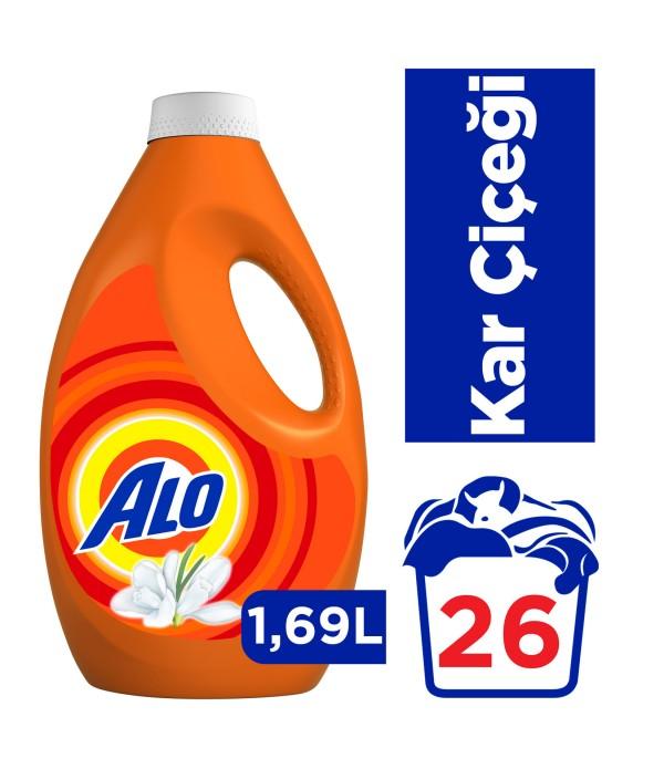 Alo 26 Yıkama Sıvı Çamaşır Deterjanı Kar Ç...