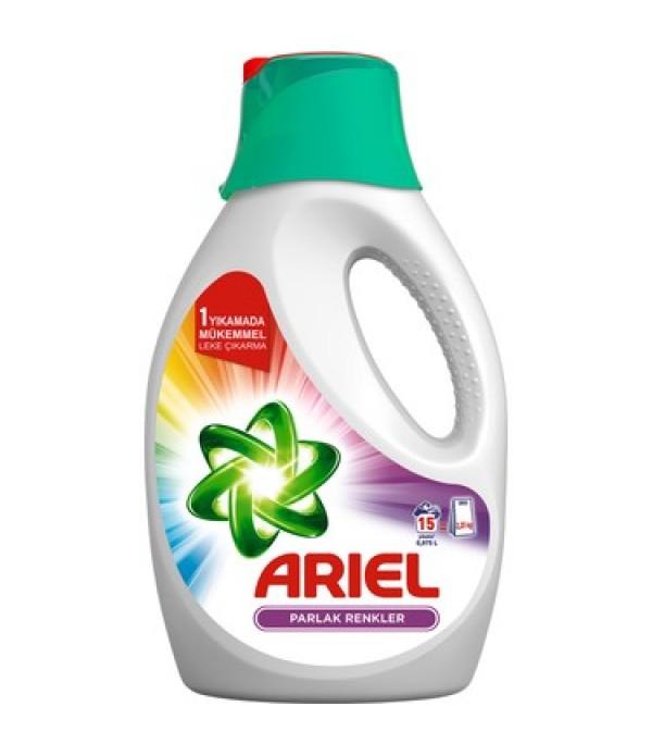 Ariel 15 Yıkama Sıvı Çamaşır Deterjanı Dağ...