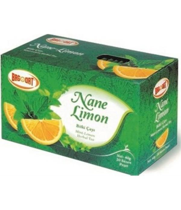 Bağdat Nane Limon 40 Gr