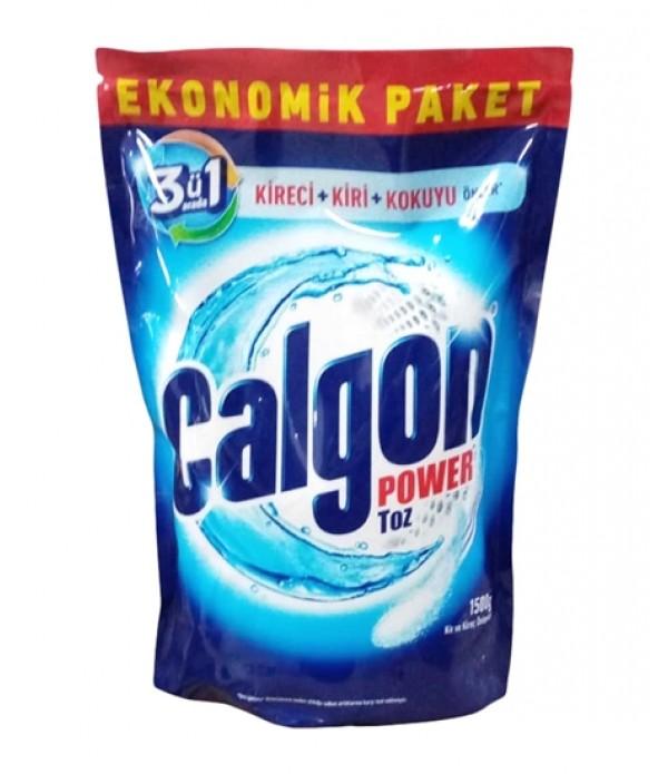 Calgon Toz Kireç Önleyici 1500 gr