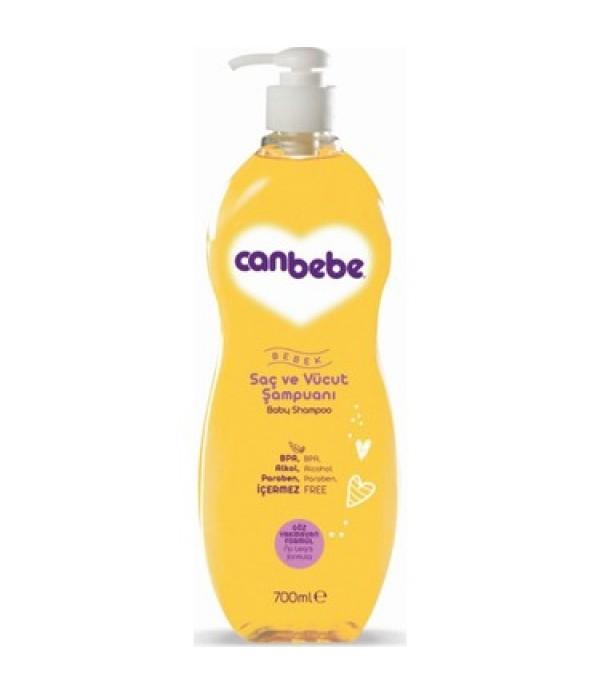 Canbebe Bebek Şampuanı 700 ml