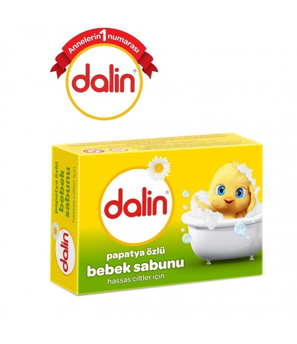 Dalin Sabun Papatyalı 100 gr