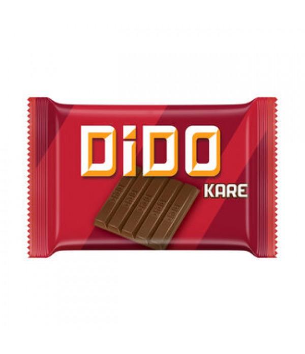 Dido Kare Çikolatalı Gofret 50 gr