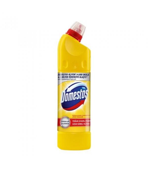 Domestos Çamaşır Suyu Limon Ferahlığı 750 ml