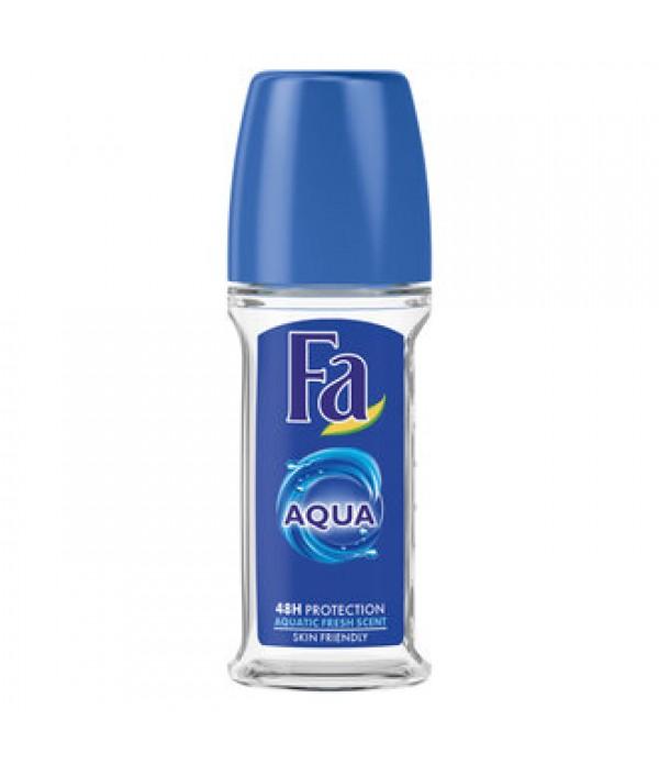 Fa Aqua Deodorant Roll-on 50 Ml