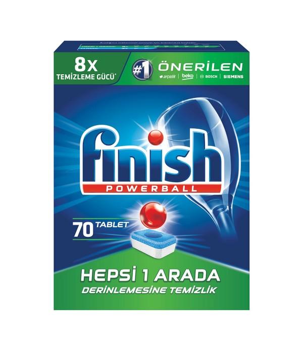 Finish Hepsi 1 Arada 70 Tablet