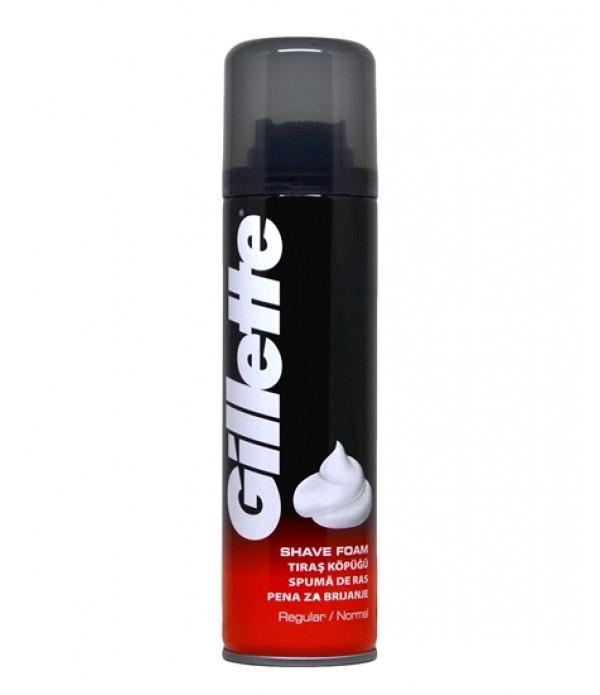 Gillette Normal Tıraş Köpüğü 200 ml