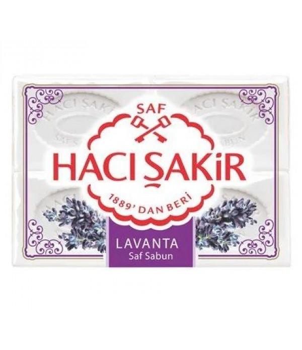 Hacı Şakir Duş Sabunu Lavanta 600 gr