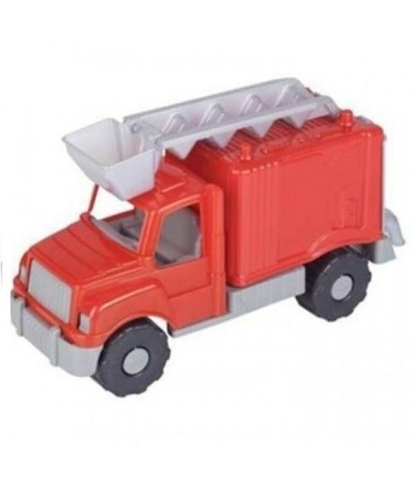 Ketsan İtfaiye Aracı Oyuncak Araba Sağlam Plast...