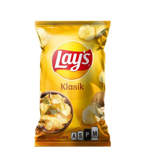 Lay's Klasik Patates Cipsi Parti Boy 150 gr
