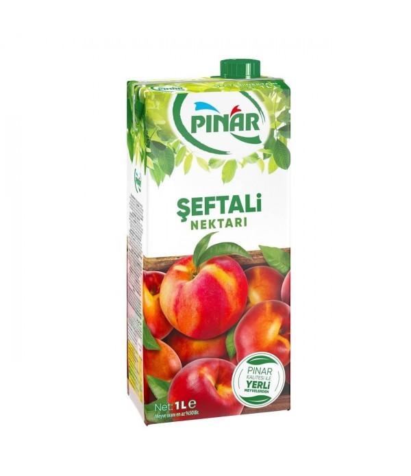 Pınar Şeftali Nektarı 1 lt