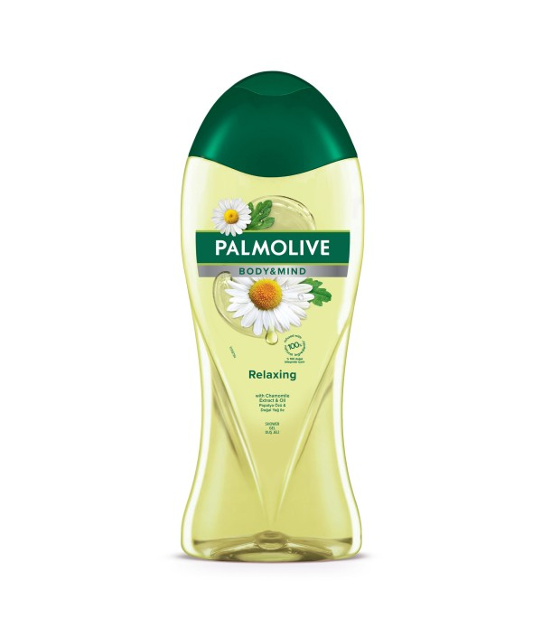 Palmolive Body Mind Papatya Özü Duş Jeli 500 Ml