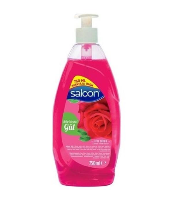 Saloon Sıvı Sabun Gül 750 ml