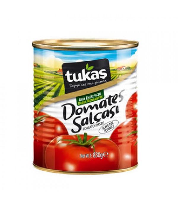 Tukaş Domates Salçası 830 gr