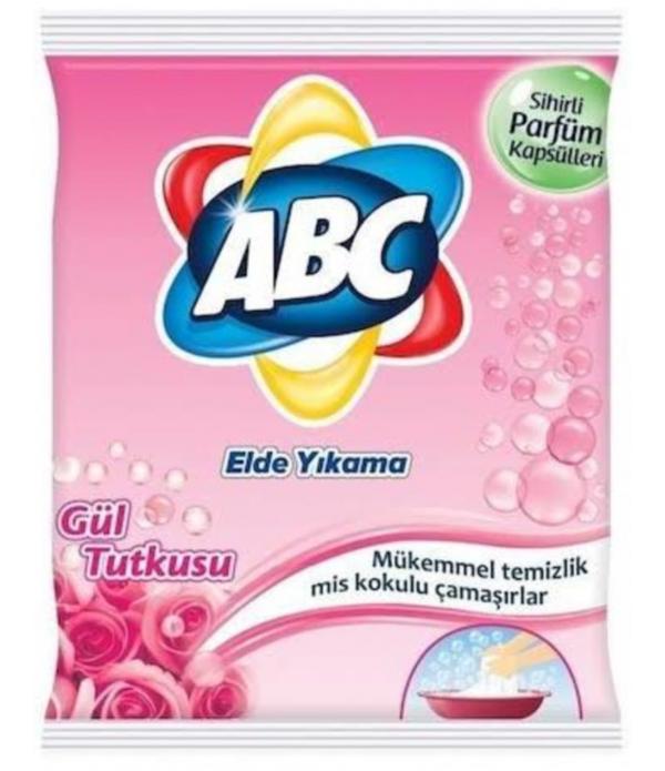 ABC Elde Yıkama Gül Tutkusu  600 gr