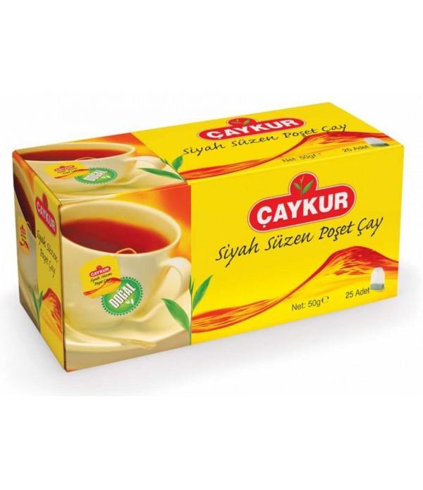 Çaykur Altın Süzen Demlik Poşet Çay 50 gr