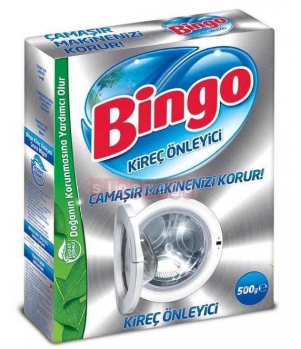 Bingo Kireç Önleyici 500 gr