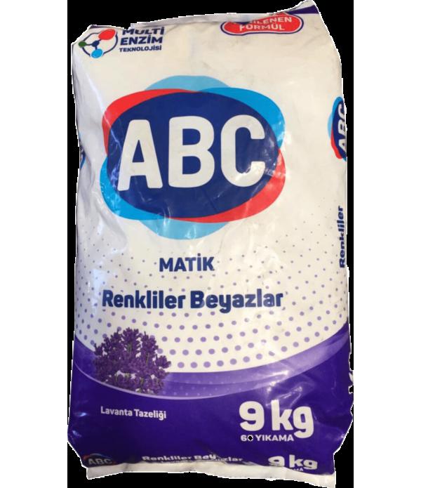 ABC Matik Renkliler Beyazlar Lavanta Esintisi 6 kg
