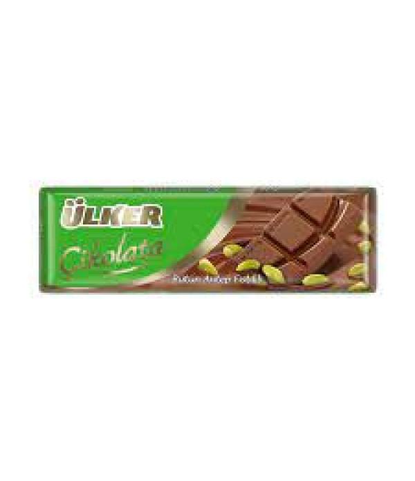 Ülker Antep Fıstıklı Baton Çikolata 30 gr