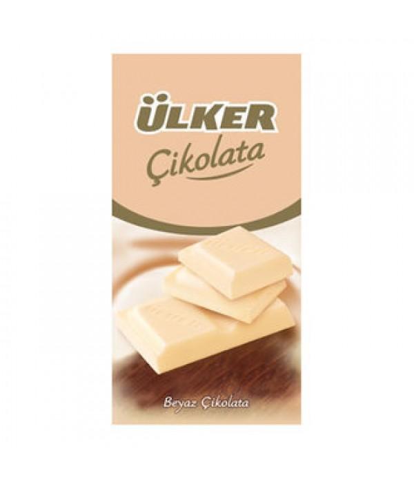 Ülker Beyaz Çikolata 80 gr