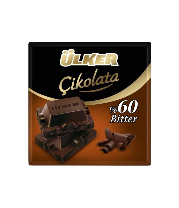 Ülker Bitter Çikolata 60 gr