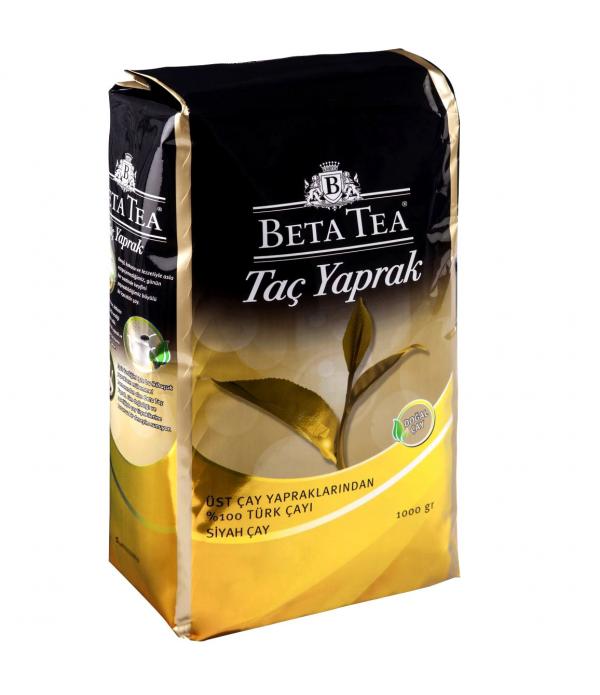 Beta Tea Taç Yaprak Çay 1 KG